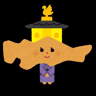京都府のキャラクター