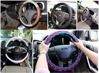 Sarung Stir Mobil