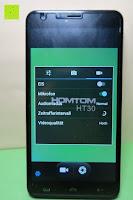"Mikrofon: HOMTOM HT30 3G Smartphone 5.5""Android 6.0 MT6580 Quad Core 1.3GHz Mobile Phone 1GB RAM 8GB ROM Smart Gestures Wake Gestures Dual SIM OTA GPS WIFI,Weiß"