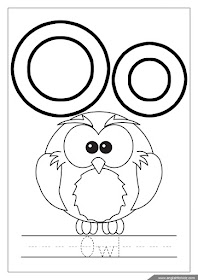 English for Kids Step by Step: Alphabet Coloring Pages