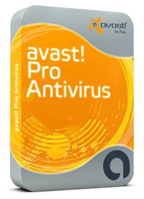 Download Avast Pro Antivirus dengan license dan serial key