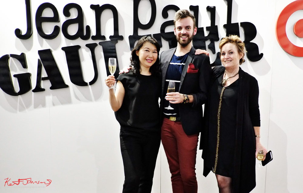 VIP's at the launch of #JPGforTarget, Unique Event Photography Sydney.