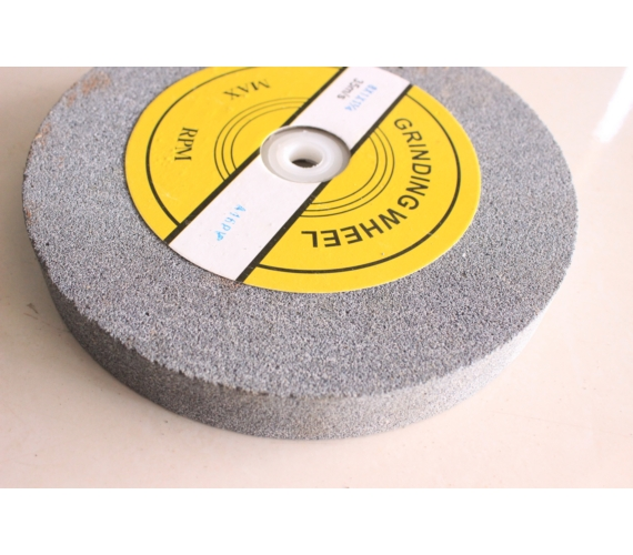 "Batu Gerinda 8"" | Baru Gerinda Hijau | Batu Gerinda Duduk 200 | 8 Inch"