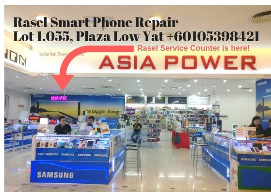 Smartphone Repair Low Yat