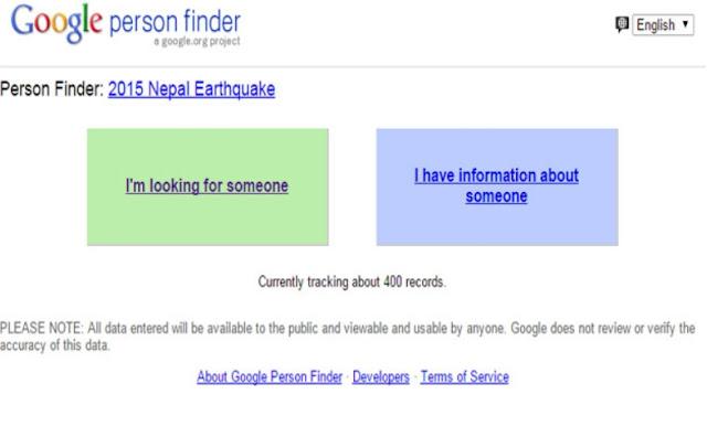 Cara Lapor Dan Menemukan Orang Hilang Dengan Google Person Finder