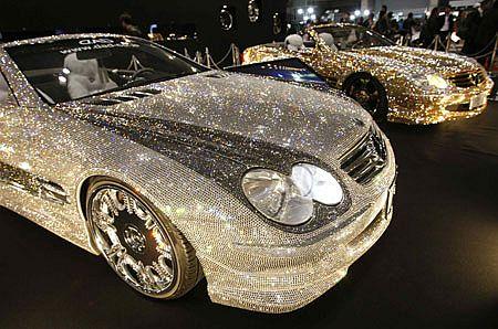 car modification Dream Elegant Car
