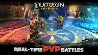 Dungeon Legends v1.7.8 Mega Mods APK Terbaru