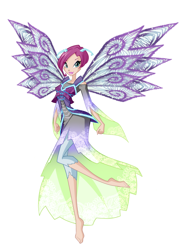 Winx Club Fairies: Winx Tiefix
