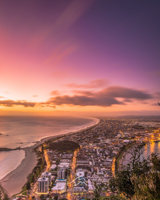 sunrise mount maunganui summit