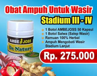 Obat Wasir Ampuh Stadium 4