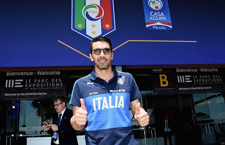 """Buffon: """"Snaga Italije je oduvijek bila u našoj grupi"""""""
