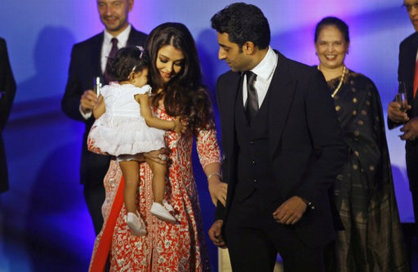 Aishwarya Rai Daughter hd