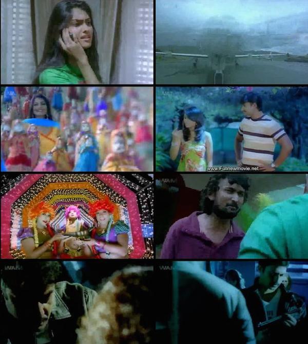 Chingaara Hindi Dubbed DVDRip 350MB