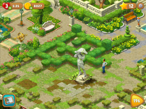 Gardenscapes New Acres v1.5.2 Mod Apk (Unlimited Money)