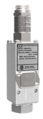 Hazardous Area Adjustable Pressure Switch with Turck