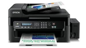 Review Printer scan Epson MO 620F
