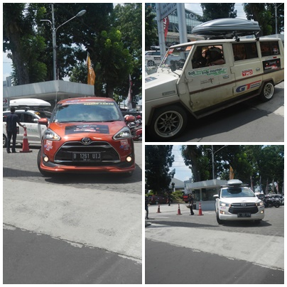 Krida Toyota NTB Sambut Tim Journey Beyond Beautiful Indonesia