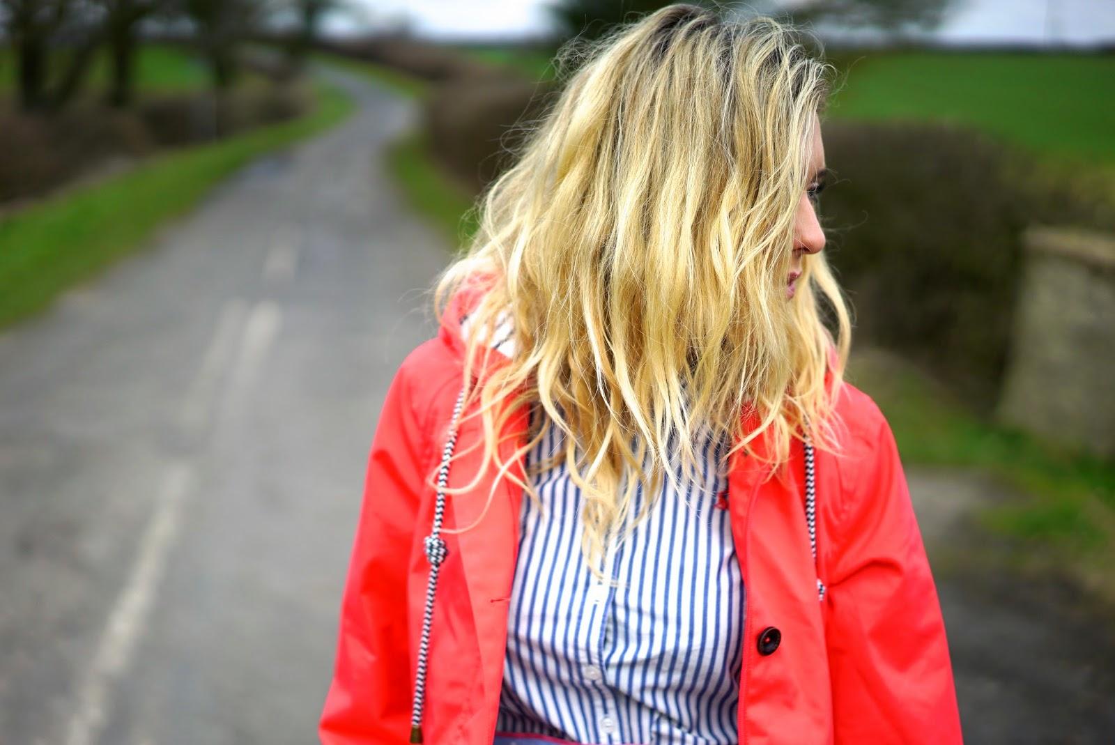 joules raincoat