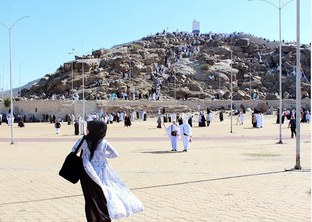 Jabal Rahmah, Tempat Paling Mustajabah Untuk Berdo`a
