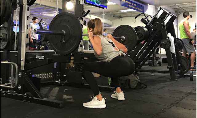 Photo de squat