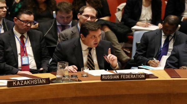 China desestima supuesto aislamiento de Rusia en la ONU