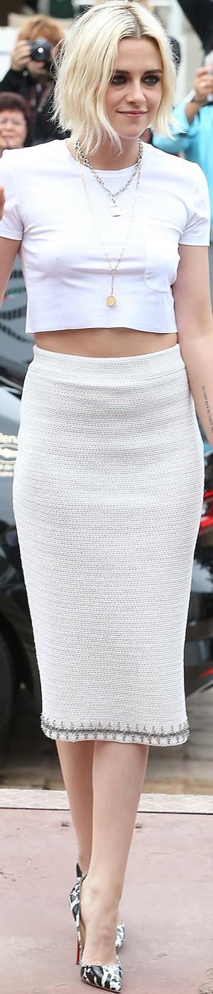 Kristen Stewart 2016 Cannes Film Festival