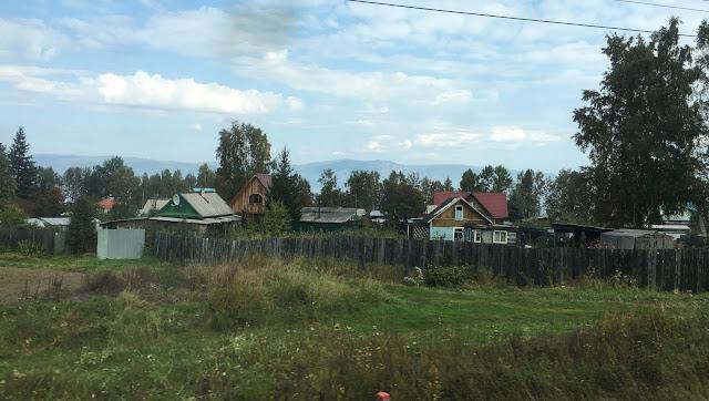 Kolej Transsyberyjska Bajkał