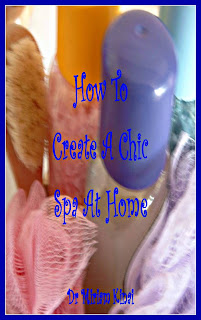 How to create a chic spa at home