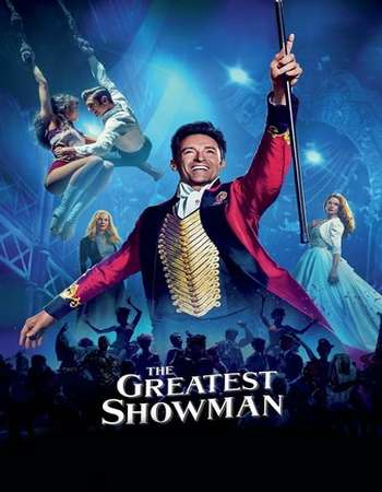 The Greatest Showman 2017 English 450MB BRRip 720p ESubs HEVC