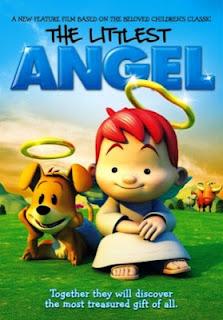EL PEQUEÑO ANGEL.