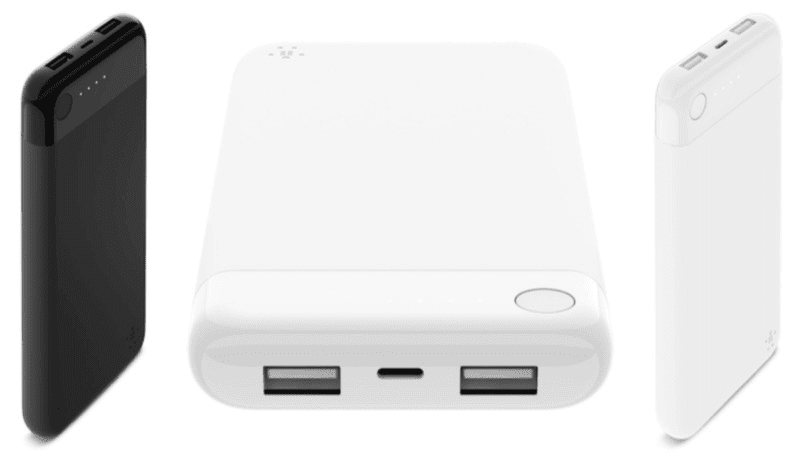 Belkin launches MFI-Certified power bank with lightning input