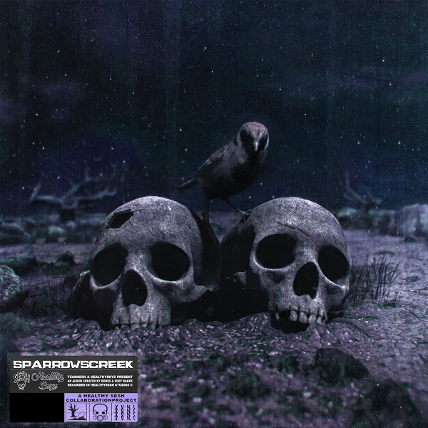 Download Album:  BONES & Eddy Baker - SparrowsCreek