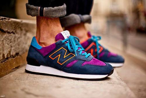 961077e634a36 Conseguiram inspirar-se nas propostas que vos apresentei  Já aderiram à  moda New Balance !