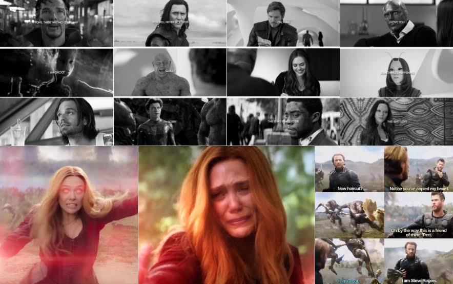 Il finale di Avengers Infinity War, meme record e la critica social
