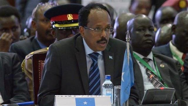 Somalia's new President Mohamed Abdullahi Mohamed declares country war zone, announces shakeup