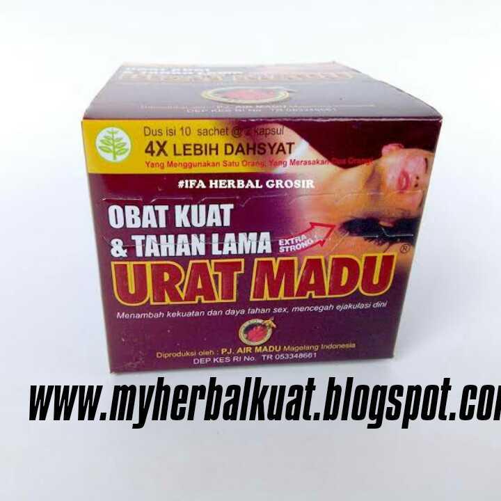 obat herbal harga jamu urat madu jamu kuat pria