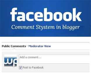 My Blogger Lab: How to Add Facebook Comments System in Blogger