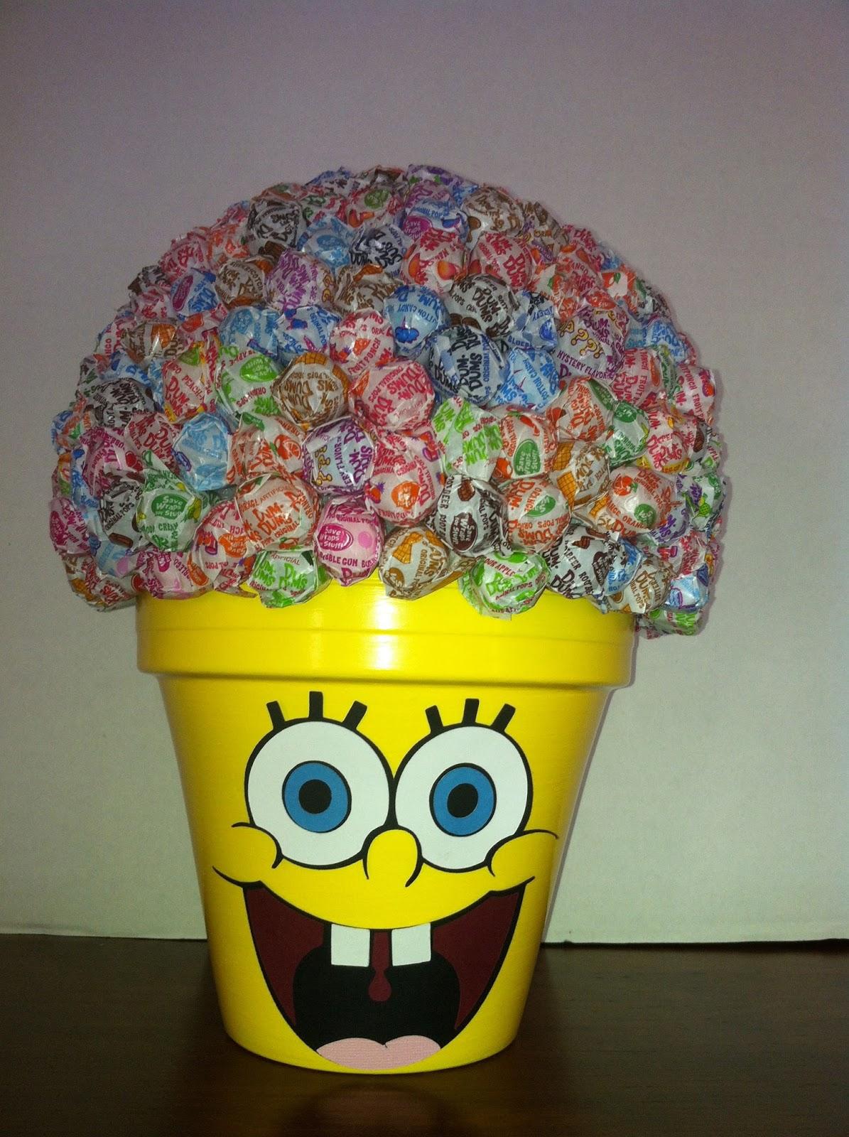 Sandie S Crafty Creations Spongebob Party