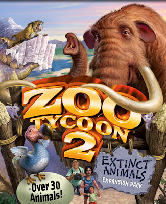 o jogo zoo tycoon 2 extinct animals completo