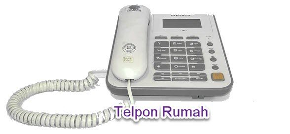 Telpon Rumah