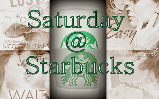Saturday @ Starbucks: Slammed & Point of Retreat by Colleen Hoover