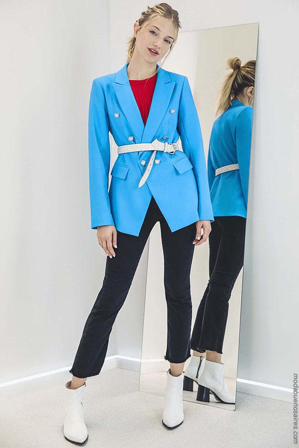 Ropa de mujer otoño invierno 2018 pantalones Kosiuko.