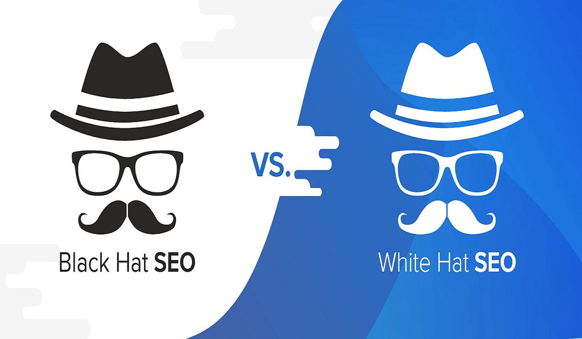 Difference Between White Hat SEO vs Black Hat SEO - BloggerRama