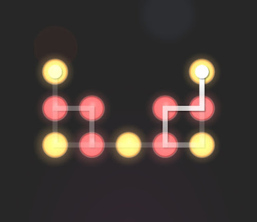 Solution, Cheats, Walkthrough for Neon Hack [Glow Pack] Level 30
