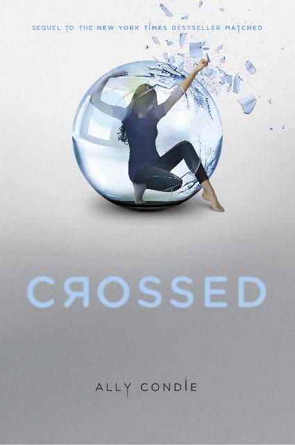 """News: Divulgado titulo nacional de """"Crossed"""", by Ally Condie. 9"""