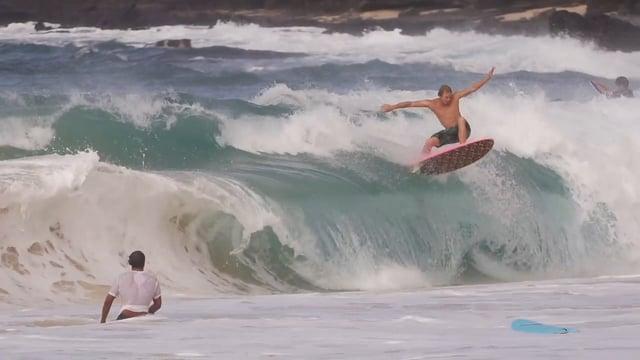CATCH SURF GET WET TOUR HAWAII