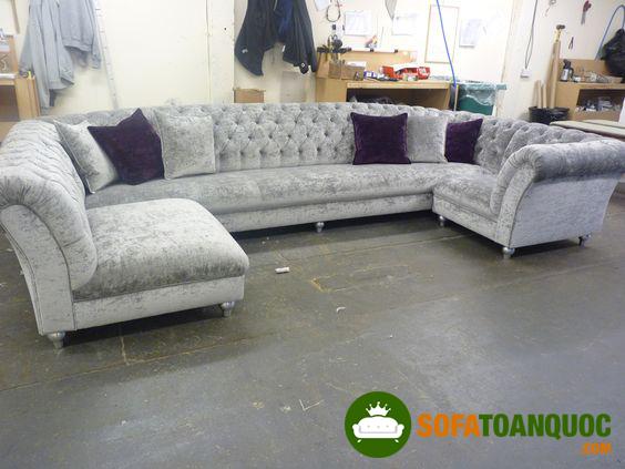 bàn ghế sofa góc đẹp cho năm 2017