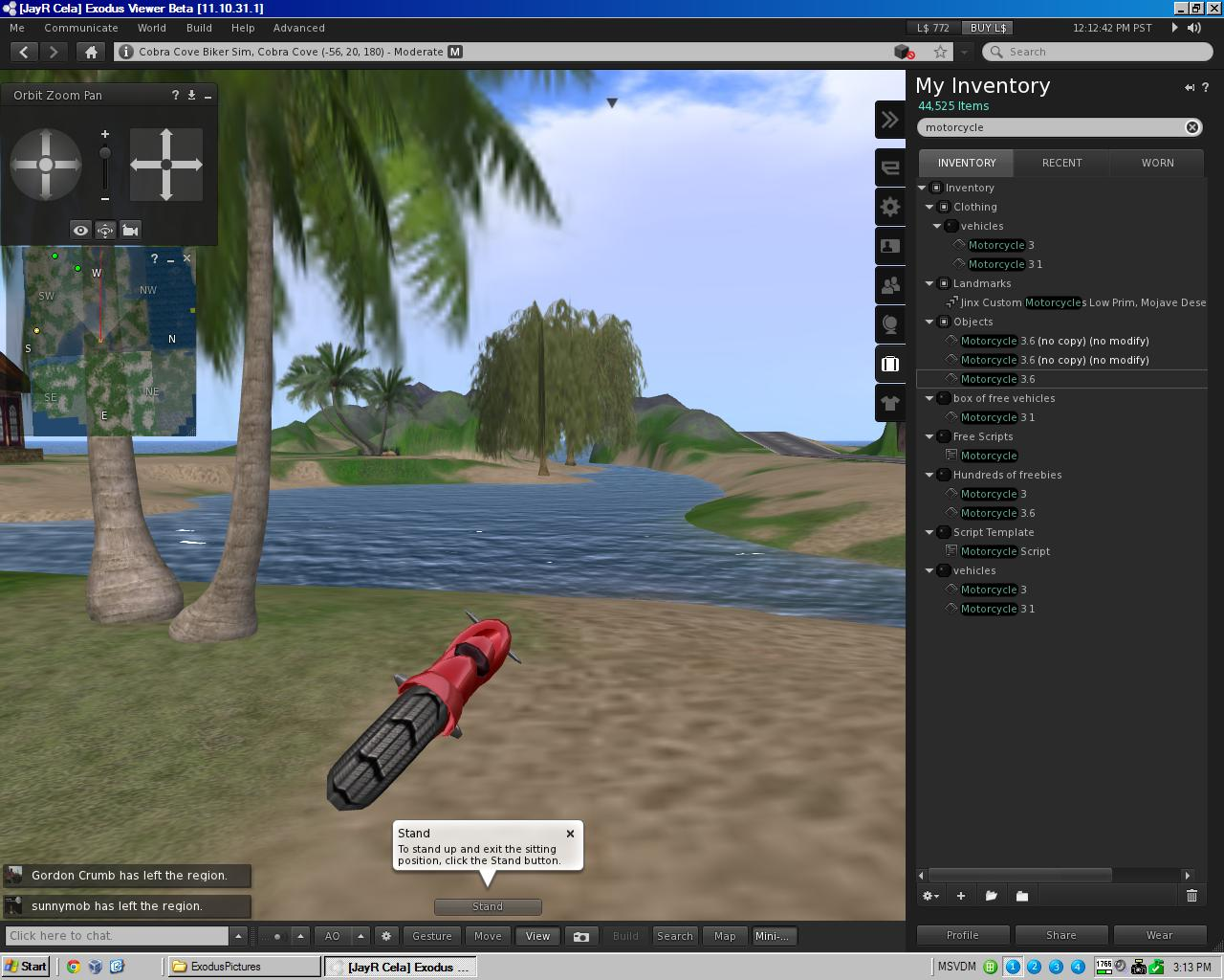 64 bit second life viewer