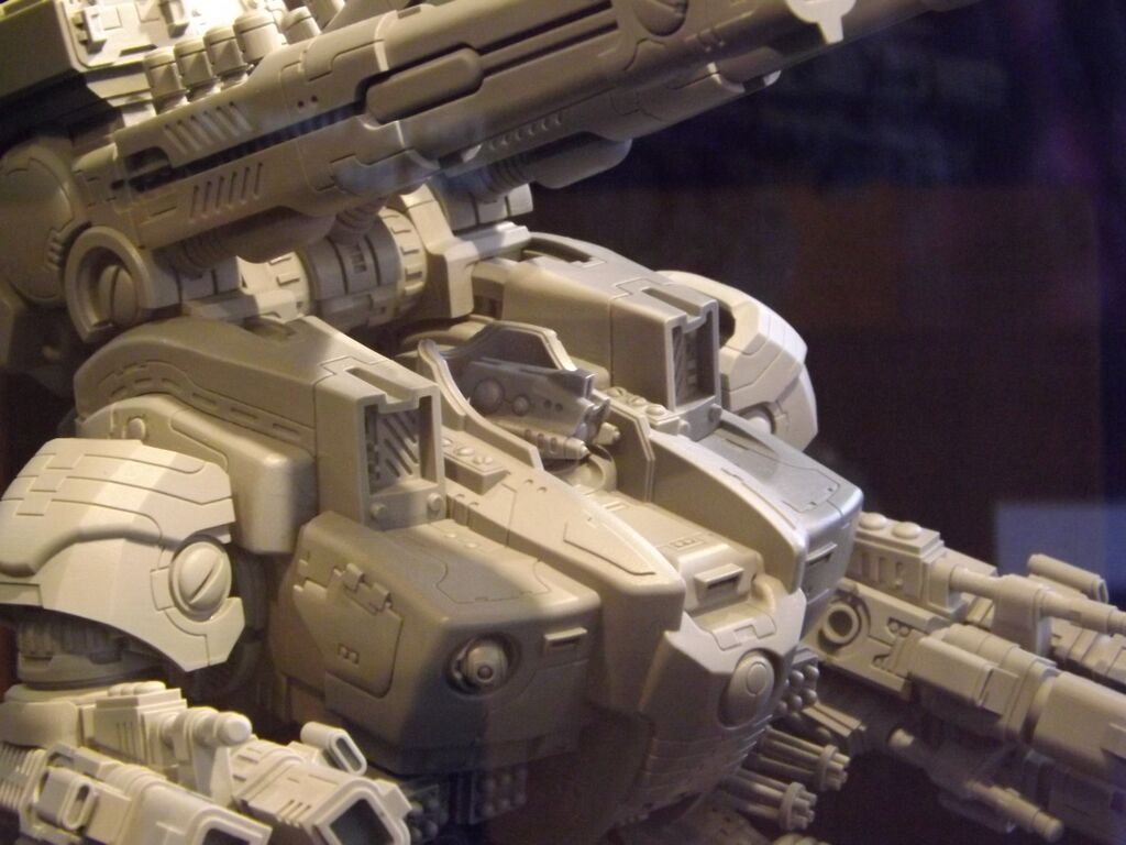 Kx 139 Ta Unar Supremacy Armour With Tri Axis Ion Cannon - Imagez co