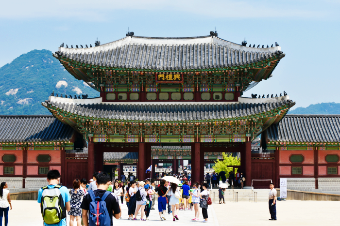 south korean palace